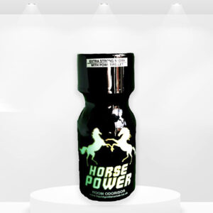 Horse Power Poppers